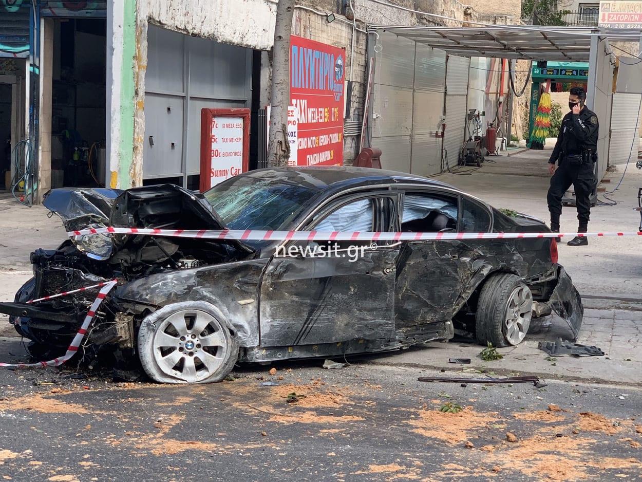 , ΣΟΚΑΡΙΣΤΙΚΟ Τροχαίο με τραυματίες μετά από καταδίωξη της αστυνομίας, Eviathema.gr | Εύβοια Τοπ Νέα Ειδήσεις