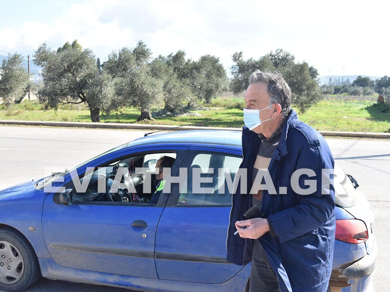 Το Drive Through Testing από την κινητή μονάδα Covid 19 της Περιφέρειας στα φανάρια της Καστέλλας, Καστέλλα Ευβοίας: Το κλιμάκιο ΚΟΜΥ της Περιφέρειας στα φανάρια για το Drive Through Testing [ ΦΩΤΟΓΡΑΦΙΕΣ – ΒΙΝΤΕΟ], Eviathema.gr | ΕΥΒΟΙΑ ΝΕΑ - Νέα και ειδήσεις από όλη την Εύβοια
