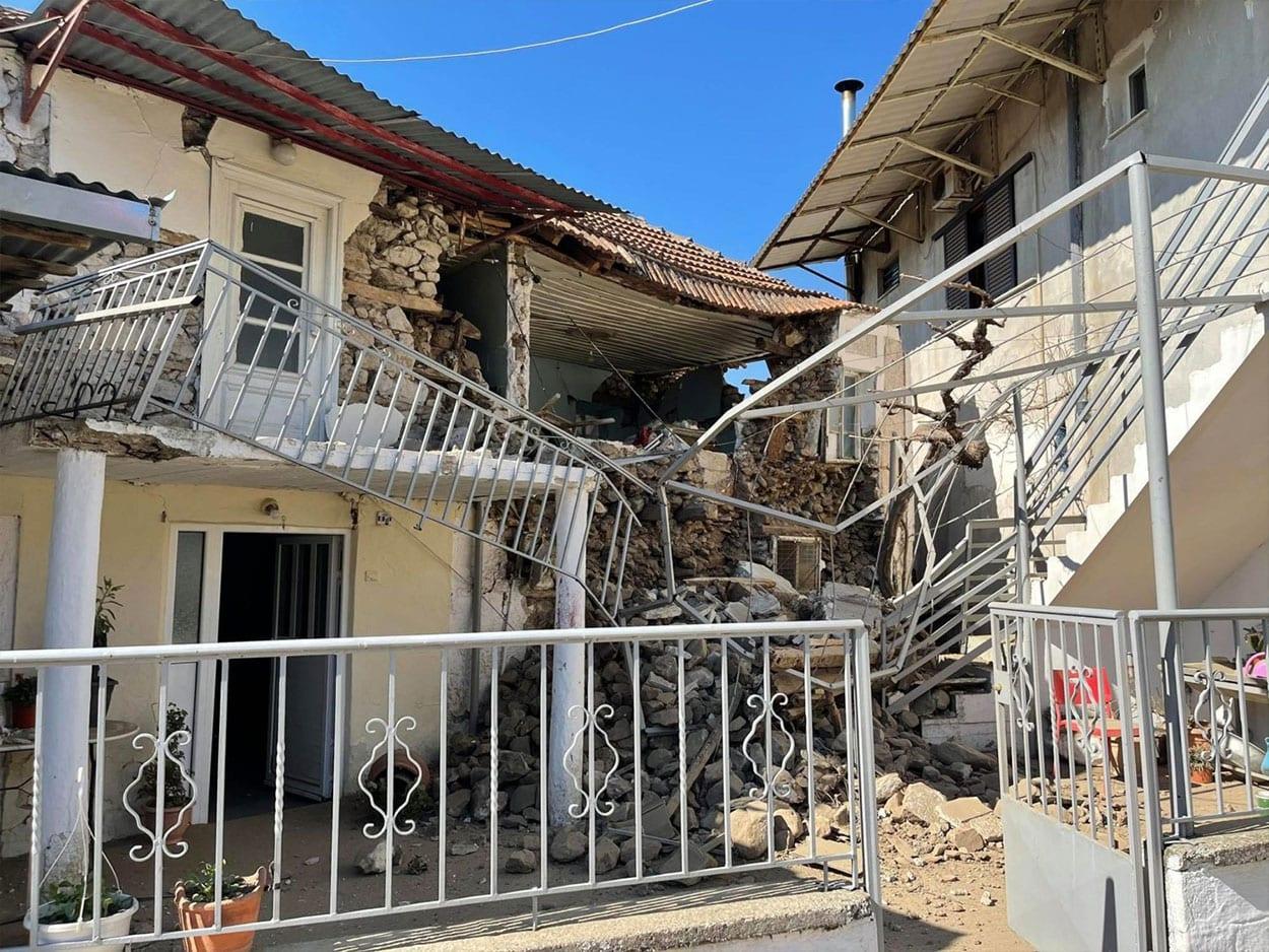 Σεισμός Ελλασόνα