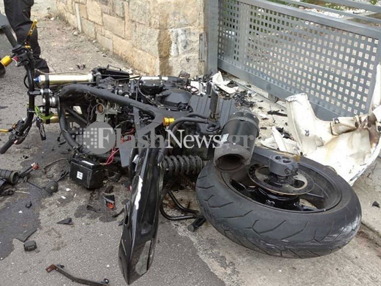 Θανάσιμος τραυματισμός οδηγού μοτοσικλέτας σταΧανιά, 27χρονος μοτοσικλετιστής ξεψύχησε στην άσφαλτο – Εικόνες που σοκάρουν, Eviathema.gr | Εύβοια Τοπ Νέα Ειδήσεις