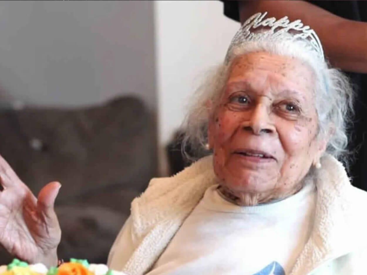 Αμερικανίδα 105 ετών