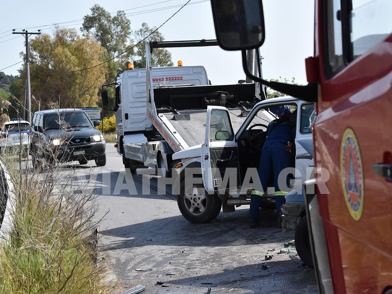 Νεκρή κατέληξε σήμερα Τρίτη η γυναίκα επιβάτης του ενός ΙΧ αυτοκινήτου που ενεπλάκη στο σοκαριστικό τροχαίο στον Κολοβρέχτη στα Ψαχνά, Ψαχνά Ευβοίας – Τροχαίο στον Κολοβρέχτη: Νεκρή κατέληξε σήμερα η μια εκ των 5 επιβατών, Eviathema.gr | ΕΥΒΟΙΑ ΝΕΑ - Νέα και ειδήσεις από όλη την Εύβοια