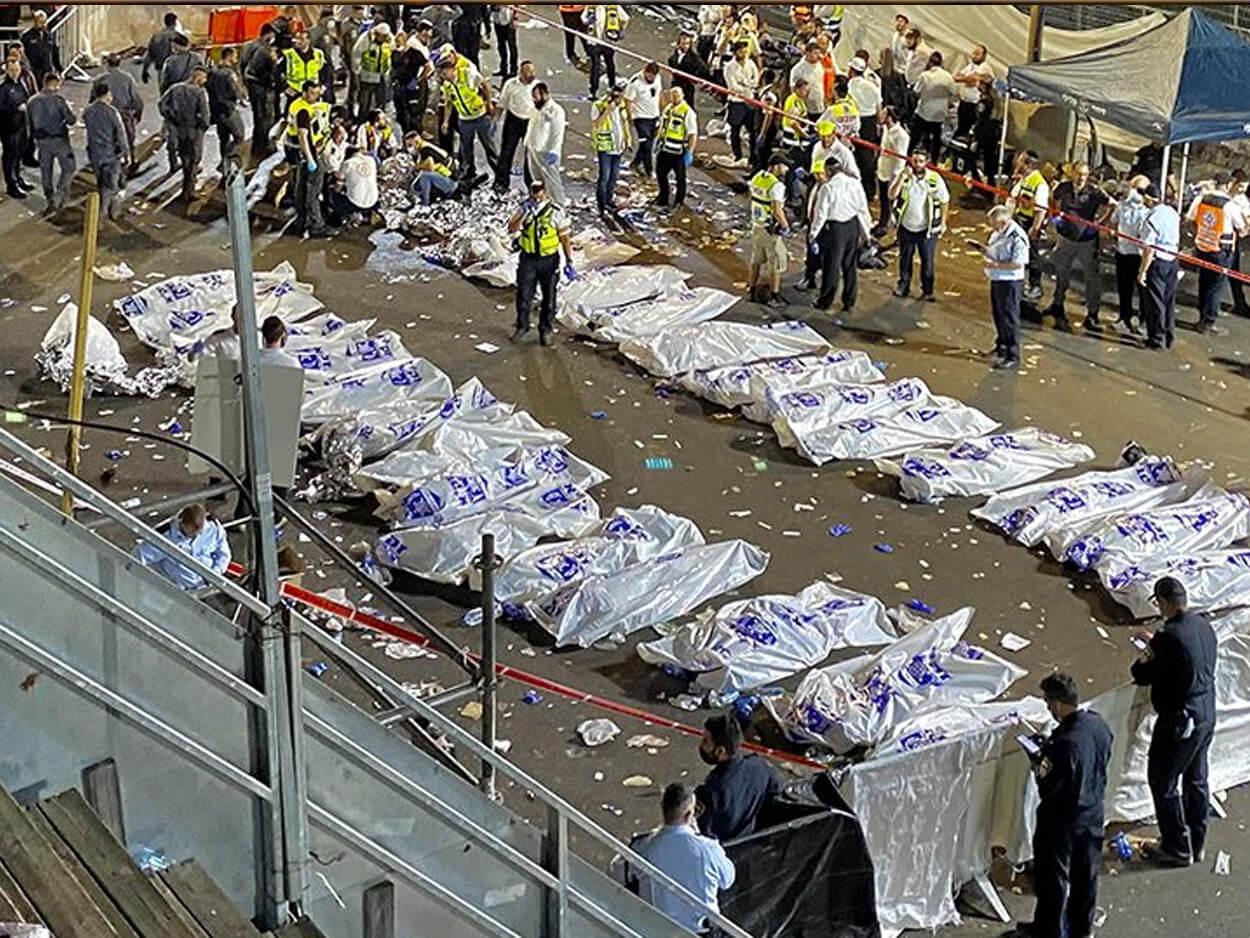 Ισραήλ 44 νεκροί
