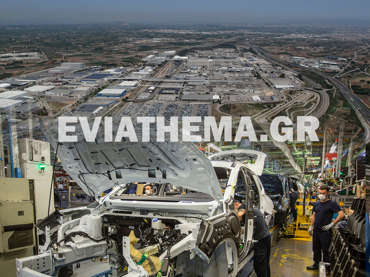 Ford ανακοίνωσε ότι συνεχίζει να επενδύει σε ένα εξηλεκτρισμένο μέλλον για τις εγκαταστάσεις της στη Βαλένθια της Ισπανίας, Η Ford προχωρά σε ένα αμιγώς ηλεκτρικό μέλλον, Eviathema.gr | Εύβοια Τοπ Νέα Ειδήσεις