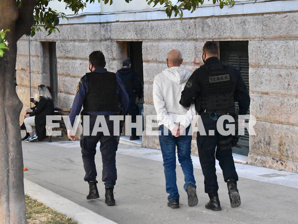 Ερέτρια Ευβοίας: 12 Χρόνια κάθειρξη για ασέλγεια σε ανήλικο και κατοχή υλικού παιδικής πορνογραφίας σε Δάσκαλο από την Ερέτρια