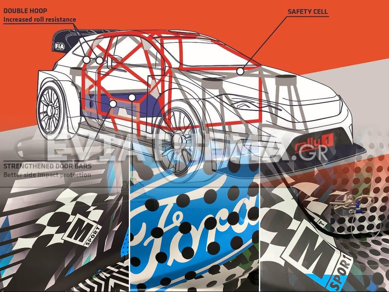 M-Sport με την Ford - μία συνεργασία που έχει αποδώσει, Η Ford δηλώνει τη δέσμευσή της στη νέα, υβριδική εποχή του WRC, Eviathema.gr   Εύβοια Τοπ Νέα Ειδήσεις