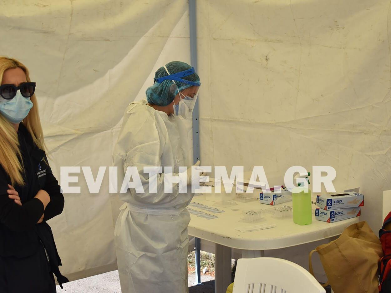 , Δήμος Διρφύων Μεσσαπίων: Που θα γίνουν Δωρεάν Rapid Test αυτή την εβδομάδα, Eviathema.gr | Εύβοια Τοπ Νέα Ειδήσεις