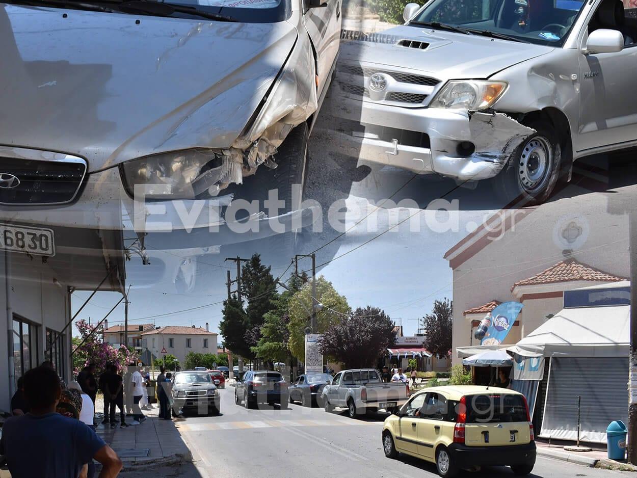 Καστέλλα Ευβοίας: Τροχαίο ατύχημα το μεσημέρι, Καστέλλα Ευβοίας: Τροχαίο ατύχημα το μεσημέρι της Πέμπτης – Μετωπική σύγκρουση ΙΧ [ΦΩΤΟΓΡΑΦΙΕΣ], Eviathema.gr | Εύβοια Τοπ Νέα Ειδήσεις