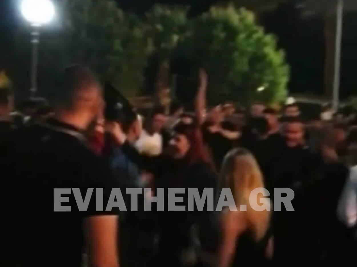 ΠΑΡΑΛΙΑ ΧΑΛΚΙΔΑΣ - ΚΟΡΟΝΟΠΑΡΤΥ