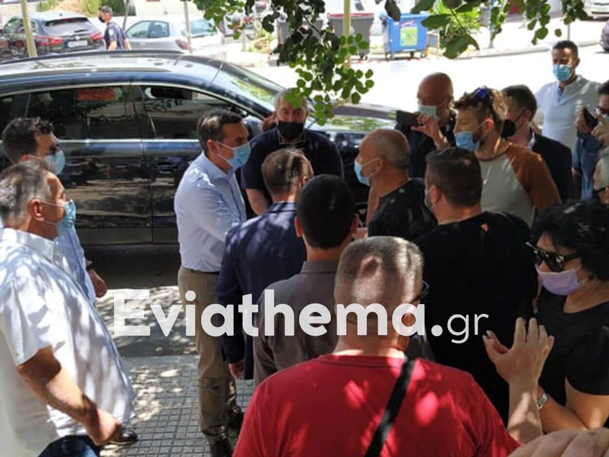 Στο Εργατικό κέντρο ο Αλέξης Τσίπρας, Χαλκίδα: Στο Εργατικό κέντρο ο Αλέξης Τσίπρας [ΦΩΤΟ – ΒΙΝΤΕΟ], Eviathema.gr | Εύβοια Τοπ Νέα Ειδήσεις