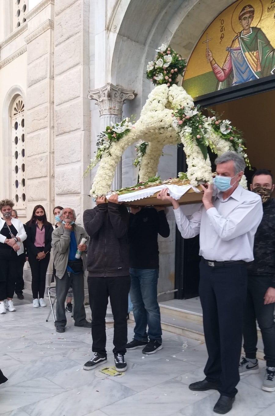 Η Μεγάλη Πέμπτη στη Ιερά Μητρόπολη Χαλκίδος - Η περιφορά του επιταφίου, Μεγάλη Πέμπτη και Μγάλη Παρασκευή στη Ιερά Μητρόπολη Χαλκίδος, Eviathema.gr | ΕΥΒΟΙΑ ΝΕΑ - Νέα και ειδήσεις από όλη την Εύβοια