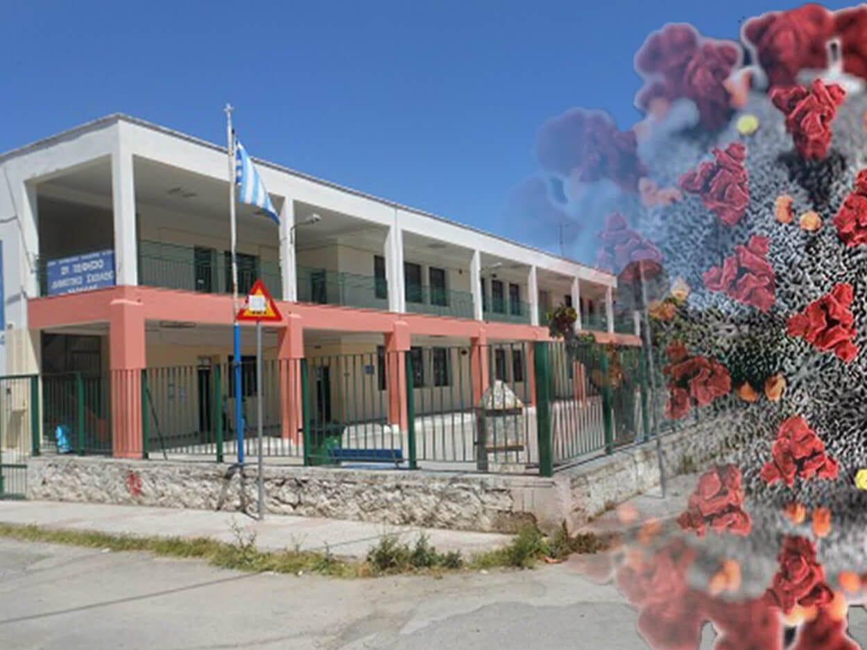 Χαλκίδα: Κρούσματα κορονοϊού στο 2ο Δημοτικό, Χαλκίδα: Κρούσματα κορονοϊού στο 2ο Δημοτικό – Δείτε ποια τμήματα κλείνουν, Eviathema.gr | Εύβοια Τοπ Νέα Ειδήσεις