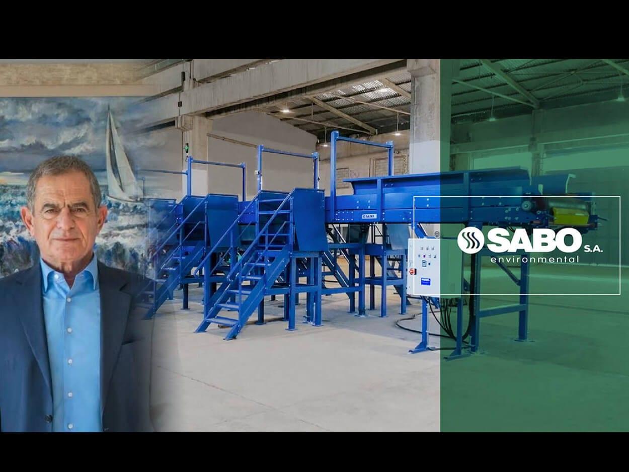 , Η SABO SA παρέδωσε την Νέα Γραμμή Διαλογής Ανακυκλώσιμων Υλικών για τον Δήμο Χίου, Eviathema.gr | Εύβοια Τοπ Νέα Ειδήσεις