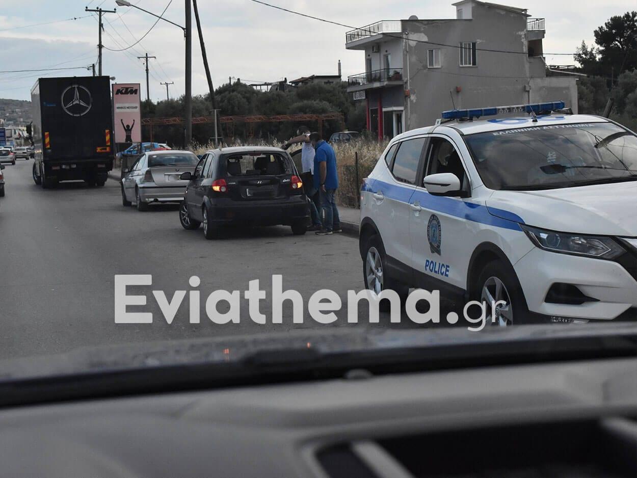 Έξω Παναγίτσα: Τροχαίο ατύχημα με ΙΧ και μηχανή το απόγευμα της Δευτέρας, Έξω Παναγίτσα: Τροχαίο ατύχημα με ΙΧ και μηχανή το απόγευμα της Δευτέρας[ΦΩΤΟ], Eviathema.gr | Εύβοια Τοπ Νέα Ειδήσεις