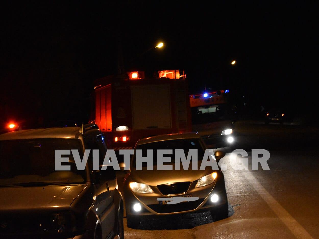 ΠΡΙΝ ΛΙΓΟ - Ψαχνά: Σοκαριστικό τροχαίο ατύχημα στον Κολοβρέχτη, ΠΡΙΝ ΛΙΓΟ – Ψαχνά: Σοκαριστικό τροχαίο ατύχημα στον Κολοβρέχτη – Εκτός δρόμου το ΙΧ [ΦΩΤΟ – ΒΙΝΤΕΟ], Eviathema.gr   Εύβοια Τοπ Νέα Ειδήσεις