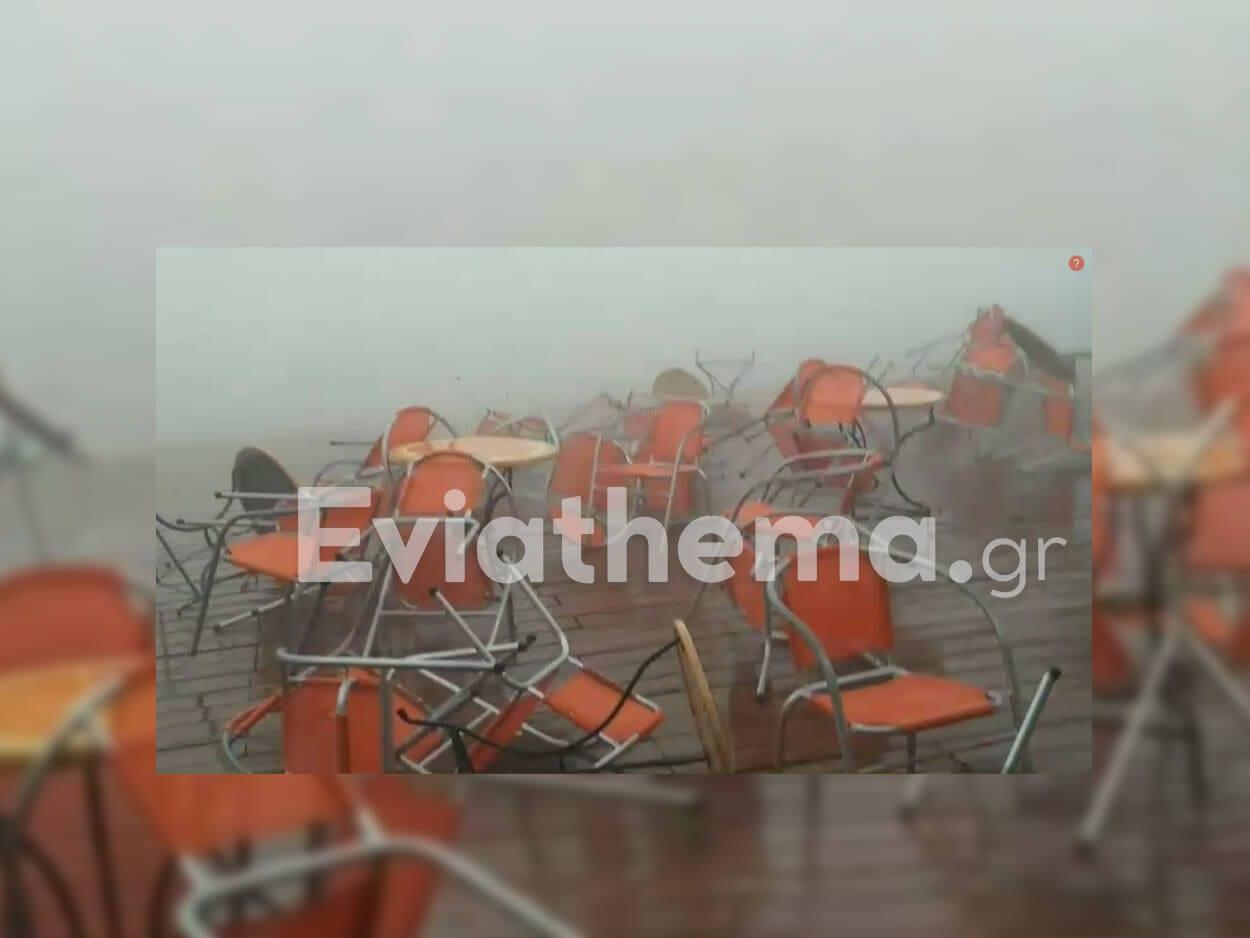Στο μάτι του κυκλώνα η Αταλάντη, Στο μάτι του κυκλώνα η Αταλάντη – Δεν άφησε τίποτα όρθιο [ΒΙΝΤΕΟ], Eviathema.gr | Εύβοια Τοπ Νέα Ειδήσεις