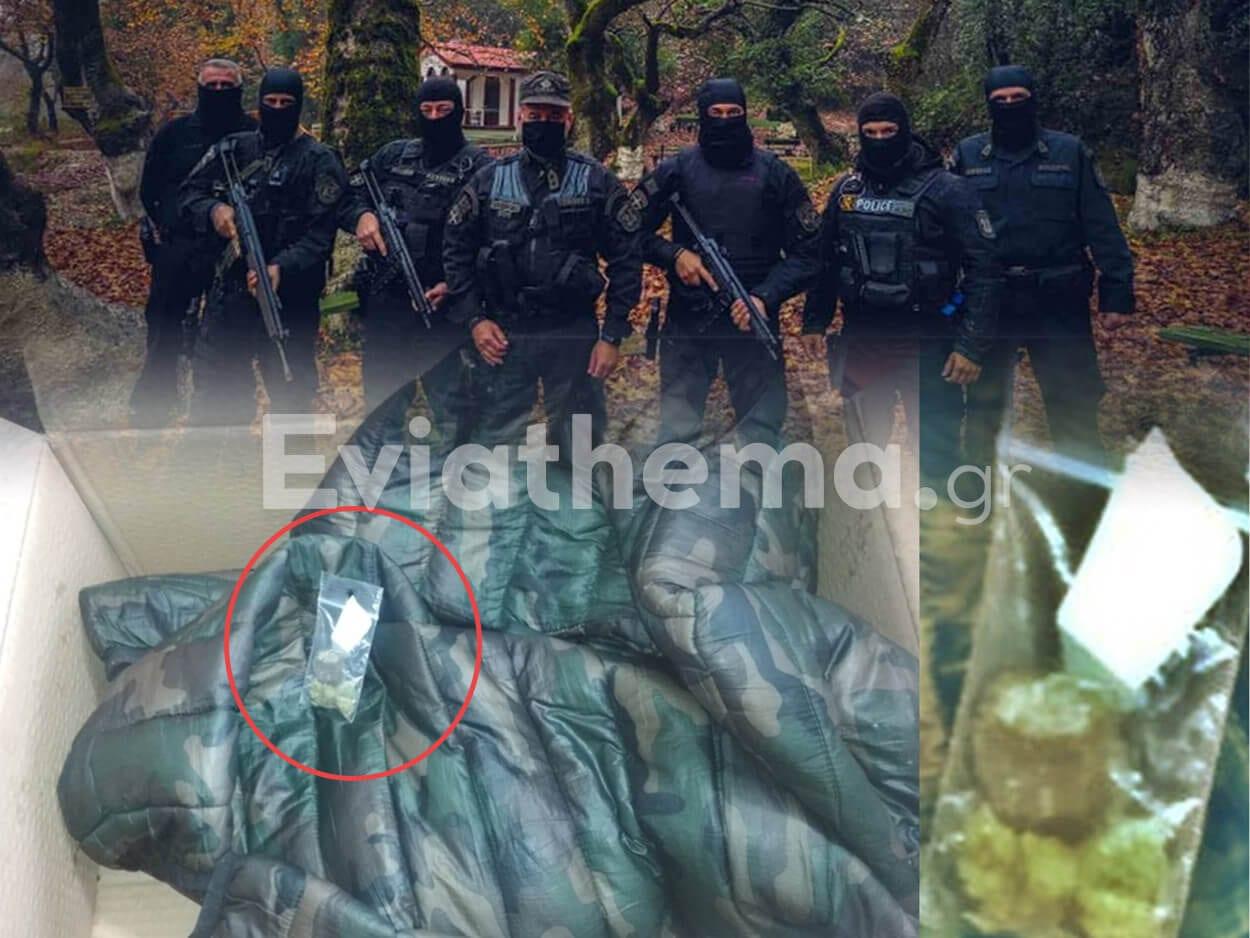 ΑΠΙΣΤΕΥΤΟ - Έκαναν ντελίβερι ναρκωτικών με το ΚΤΕΛ στην Ιστιαία Ευβοίας, ΑΠΙΣΤΕΥΤΟ – Έκαναν ντελίβερι ναρκωτικών με το ΚΤΕΛ στην Ιστιαία Ευβοίας – Η επιχείρηση της Γ ΟΠΚΕ που έπιασαν στα πράσα τους παραλήπτες, Eviathema.gr | Εύβοια Τοπ Νέα Ειδήσεις