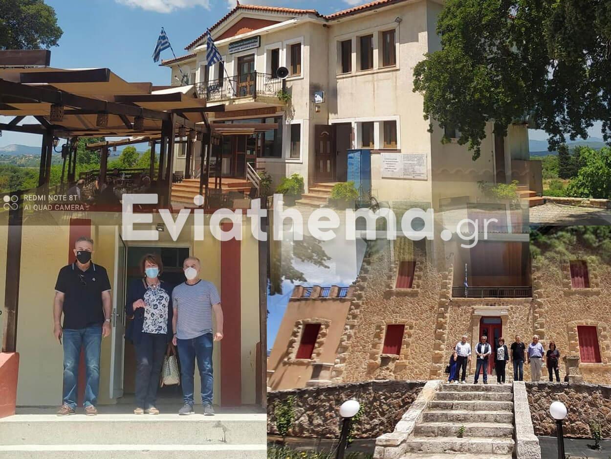 Κέντρο Περιβαλλοντικής Εκπαίδευσης Διρφύων Μεσσαπίων, Τριάδα Ευβοίας: Σύντομα σε λειτουργία το Κέντρο Περιβαλλοντικής Εκπαίδευσης Διρφύων Μεσσαπίων…, Eviathema.gr | Εύβοια Τοπ Νέα Ειδήσεις