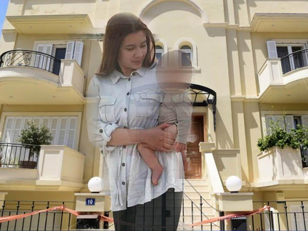 Γλυκά Νερά μητέρας της Καρολάιν