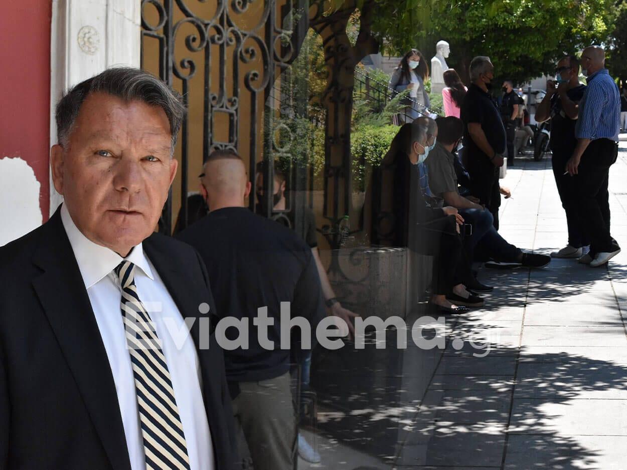 Συνεχίστηκε την Παρασκευή η δίκη για την μάχη των οικογενειών-security στις Θεσπιές, Μακελειό στη Θήβα – Συνεχίστηκε την Παρασκευή η δίκη για την αιματηρή συμπλοκή των οικογενειών-security στις Θεσπιές – Τι δήλωσε ο Αλέξης Κούγιας [ΒΙΝΤΕΟ], Eviathema.gr | Εύβοια Τοπ Νέα Ειδήσεις