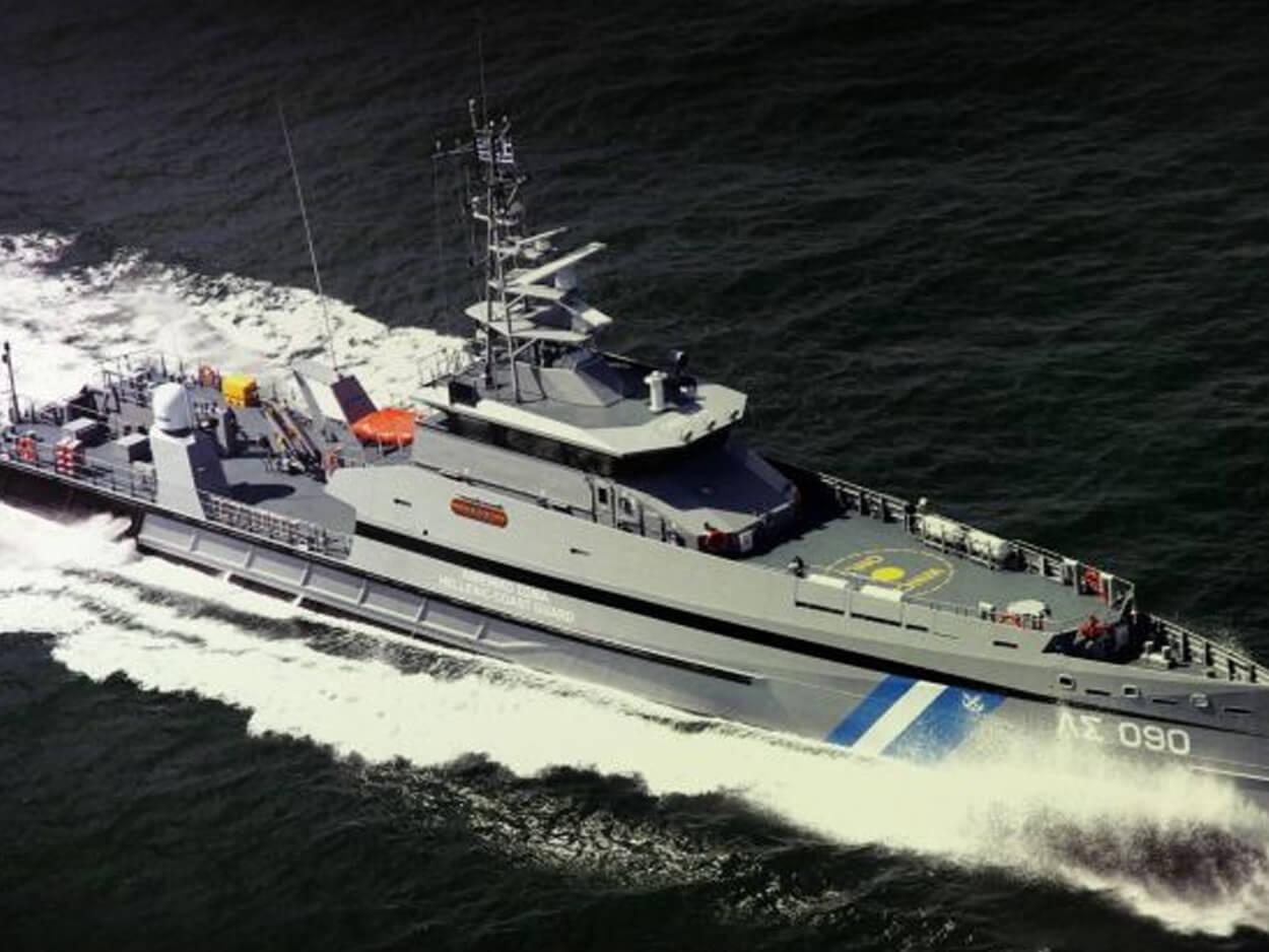 Τουρκική ακταιωρός παρενόχλησε σκάφος του Λιμενικού, Τουρκική ακταιωρός παρενόχλησε σκάφος του Λιμενικού ανοιχτά της Λέσβου, Eviathema.gr | Εύβοια Τοπ Νέα Ειδήσεις