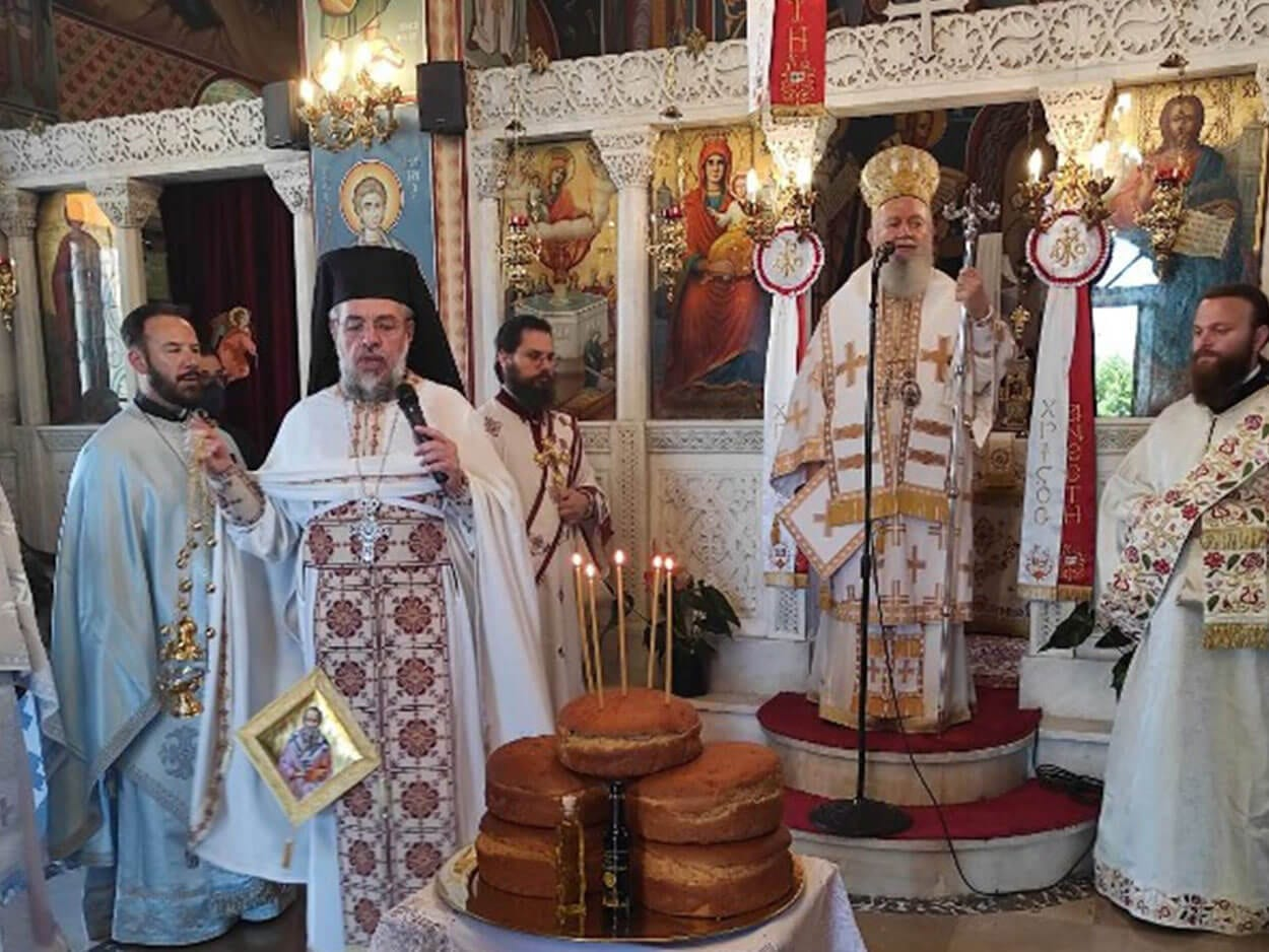 , Ο εορτασμός του Αγίου Νικηφόρου του ομολογητού στο Ορφανοτροφείο Χαλκίδας, Eviathema.gr | Εύβοια Τοπ Νέα Ειδήσεις
