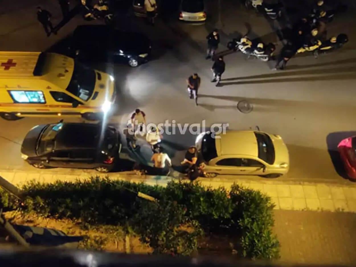 , Άγριο επεισόδιο στη Θεσσαλονίκη: Έκαψαν 19χρονο με πυρσό, Eviathema.gr | Εύβοια Τοπ Νέα Ειδήσεις