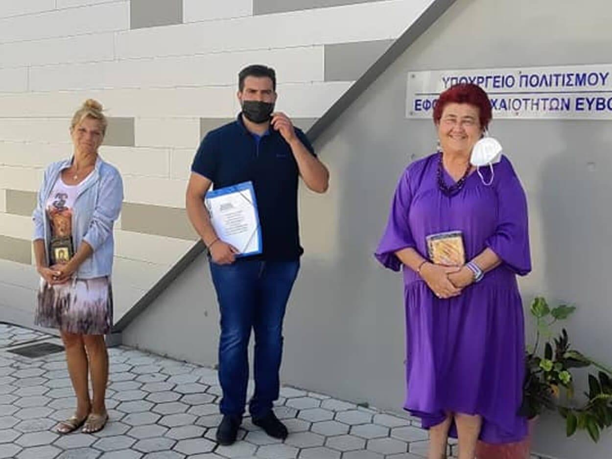 Δύο νέα μουσεία σε λειτουργία στα Περιβόλια Ευβοίας, Δύο νέα μουσεία σε λειτουργία στα Περιβόλια Ευβοίας, Eviathema.gr | Εύβοια Τοπ Νέα Ειδήσεις