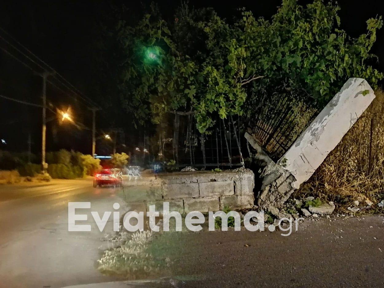 LIDL ΤΟΙΧΟΣ ΦΟΡΤΗΓΟ