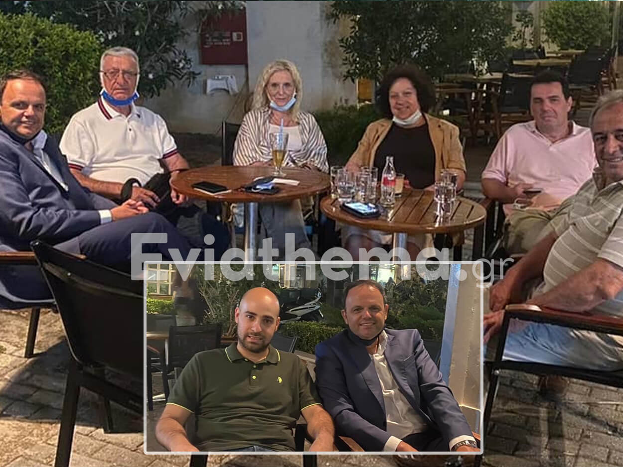 Συναντήθηκαν στην Χαλκίδα για τις επόμενες δράσεις τους, Συναντήθηκαν στην Χαλκίδα για τις επόμενες δράσεις τους, Eviathema.gr | Εύβοια Τοπ Νέα Ειδήσεις