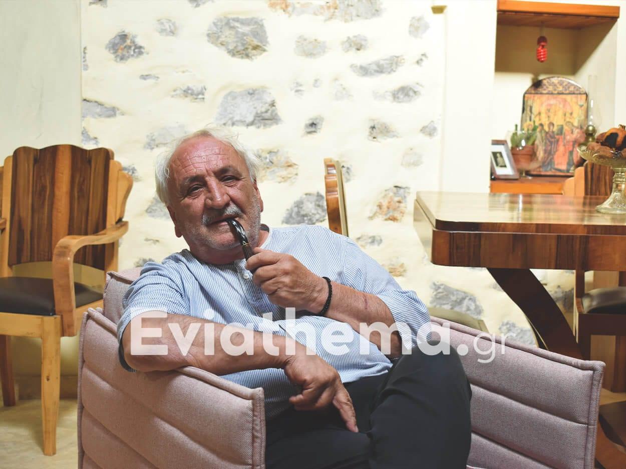 , Συνέντευξη με τον Κωσταντίνο Αγουρίδα – Ο Ψαχνιώτης καθηγητής πανεπιστημίου που έφτιαξε το δικό του φάρμακο, Eviathema.gr | Εύβοια Τοπ Νέα Ειδήσεις