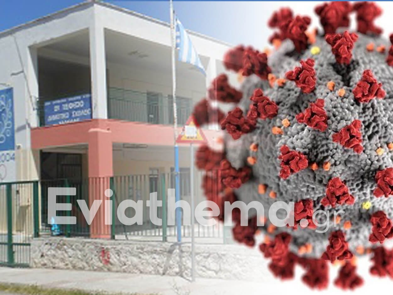 , Χαλκίδα: Κρούσμα κορονοϊού στο 2ο Δημοτικό – Ποιο τμήμα κλείνει από την Δευτέρα;, Eviathema.gr | Εύβοια Τοπ Νέα Ειδήσεις