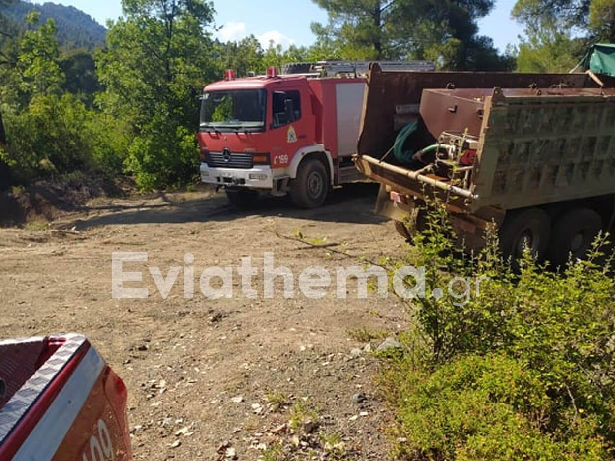 Βόρεια Εύβοια: Πυρκαγιές ξέσπασαν σε Προκόπι, Βόρεια Εύβοια: Πυρκαγιές ξέσπασαν σε Προκόπι, Γούβες και Αγδίνες – Ισχυρές δυνάμεις της ΠΥ στο σημείο, Eviathema.gr | Εύβοια Τοπ Νέα Ειδήσεις