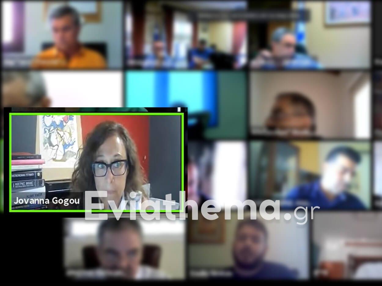 Δημοτικού Συμβουλίου στο Δήμο Διρφύων Μεσσαπίων