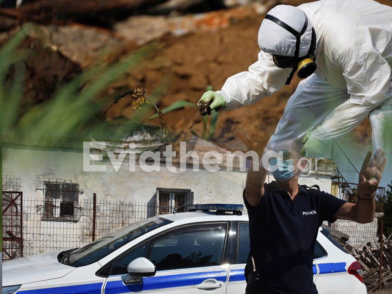 Ανατριχιαστικό έγκλημα στην Κατερίνη, Ανατριχιαστικό έγκλημα στην Κατερίνη: Βρέθηκε καμένο πτώμα με κουκούλα στο κεφάλι και δεμένο πισθάγκωνα, Eviathema.gr | Εύβοια Τοπ Νέα Ειδήσεις