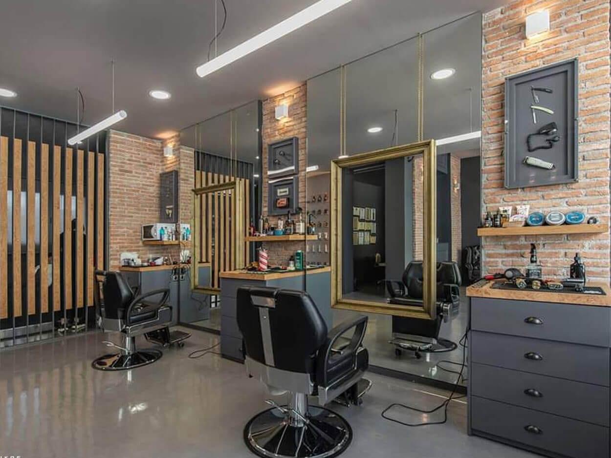 Sarigiannis Barber Shop Ψαχνά