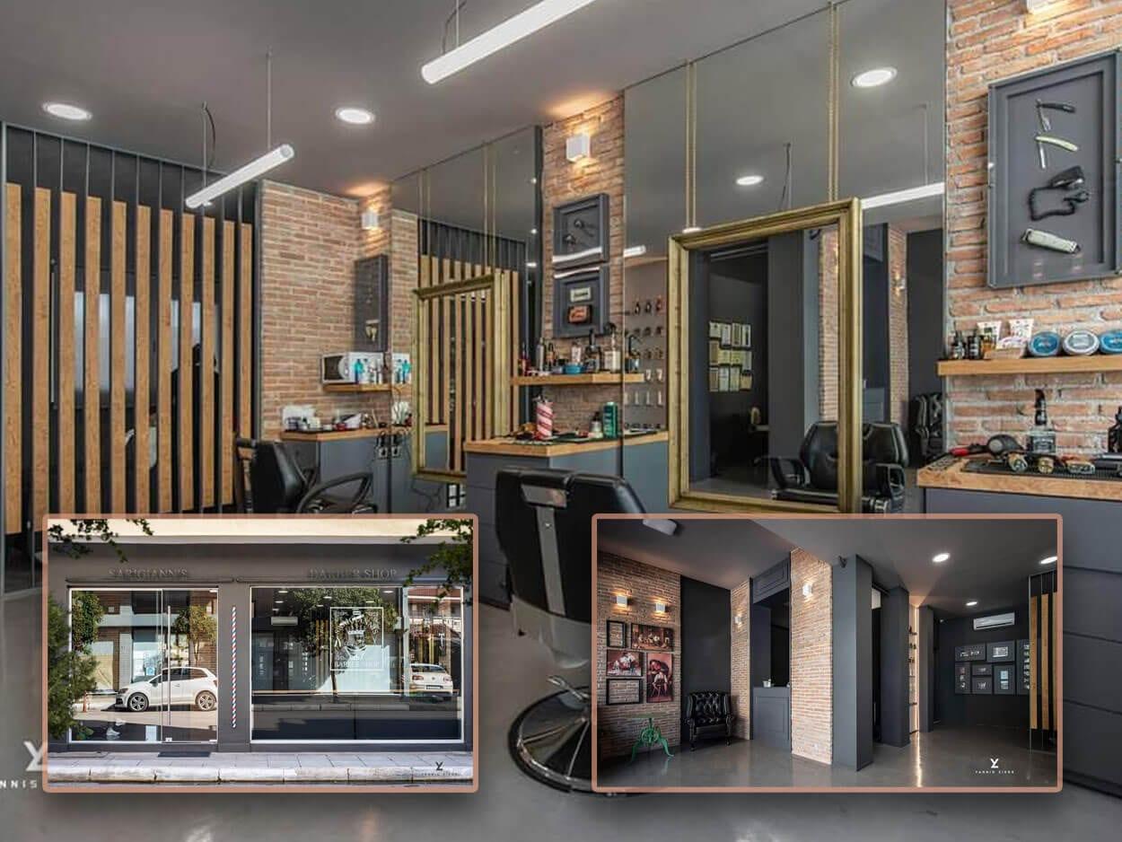 Sarigiannis Barber Shop Ψαχνά, Sarigiannis Barber Shop – Ολοκληρωμένες υπηρεσίες κουρείου από το ξύρισμα και το κούρεμα μέχρι την περιποίηση γενειάδας στα Ψαχνά Ευβοίας, Eviathema.gr | Εύβοια Τοπ Νέα Ειδήσεις