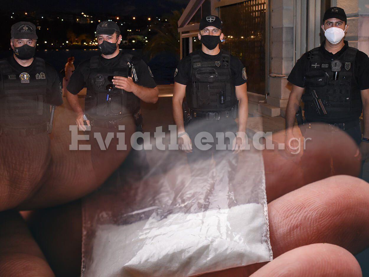 Στροφυλιά με κοκαΐνη