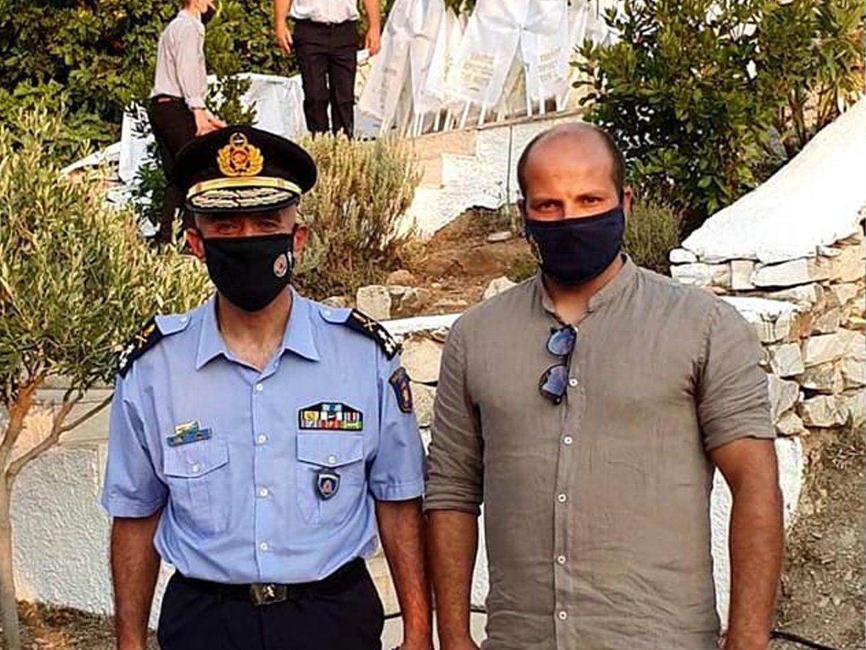 Σωματείο Συμβασιούχων - Εποχικών Πυροσβεστών Ελλάδος