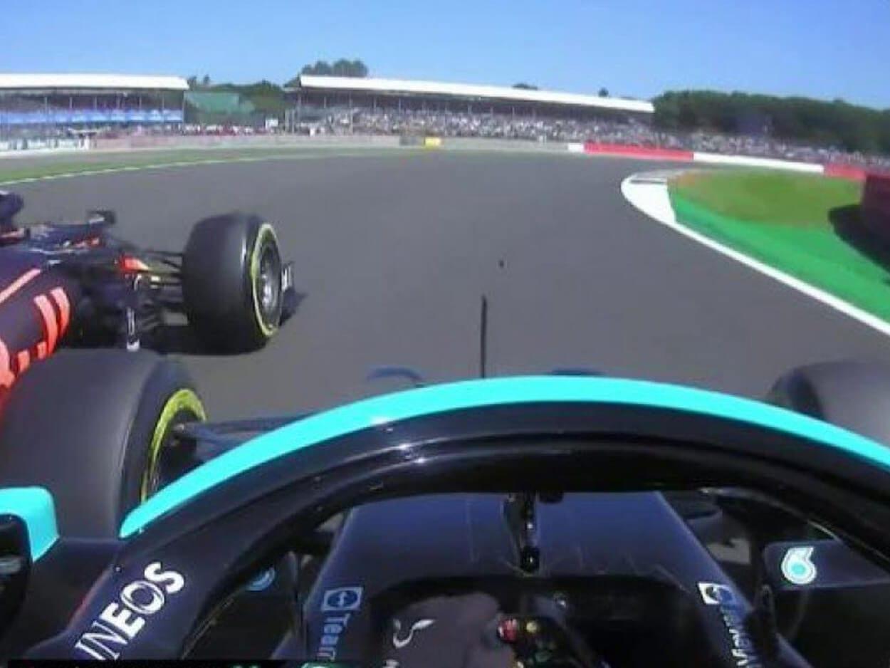 Τρομακτική σύγκρουση στη Formula 1