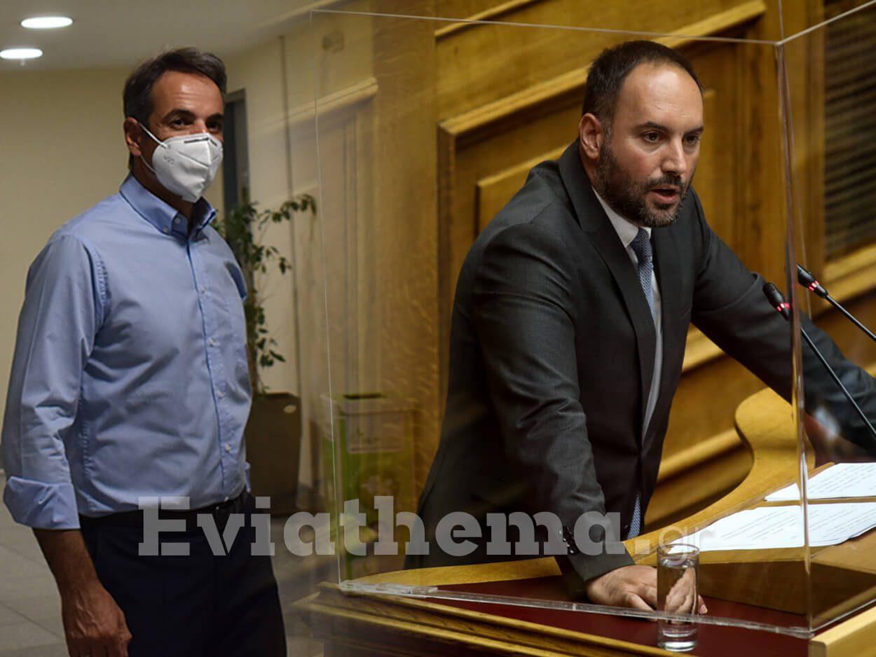 Μίλτος Χατζηγιαννάκης Καμία επίσκεψη του κ. Μητσοτάκη
