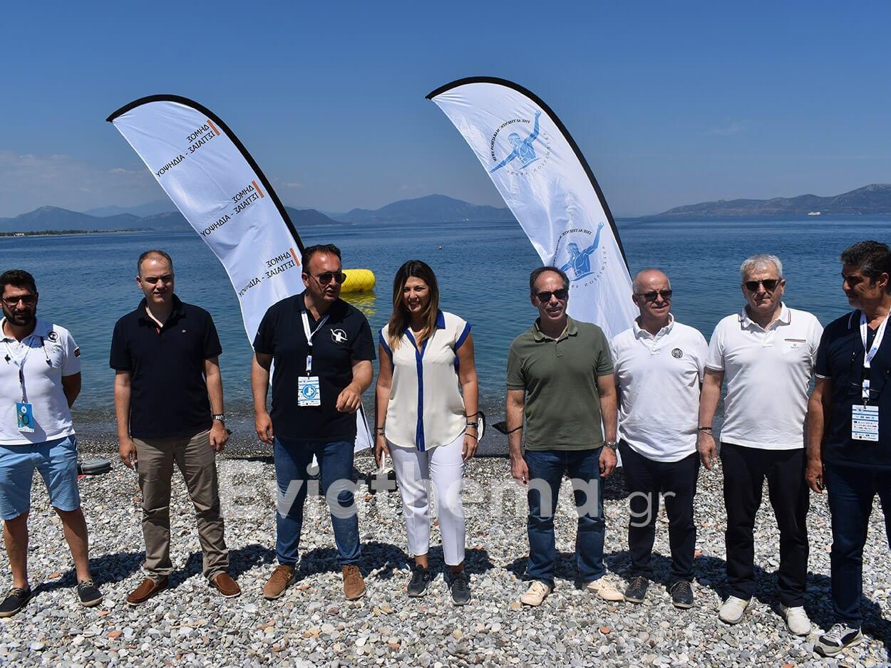 Αυθεντικός Μαραθώνιος Κολύμβησης 2021: Η τρίτη ημέρα