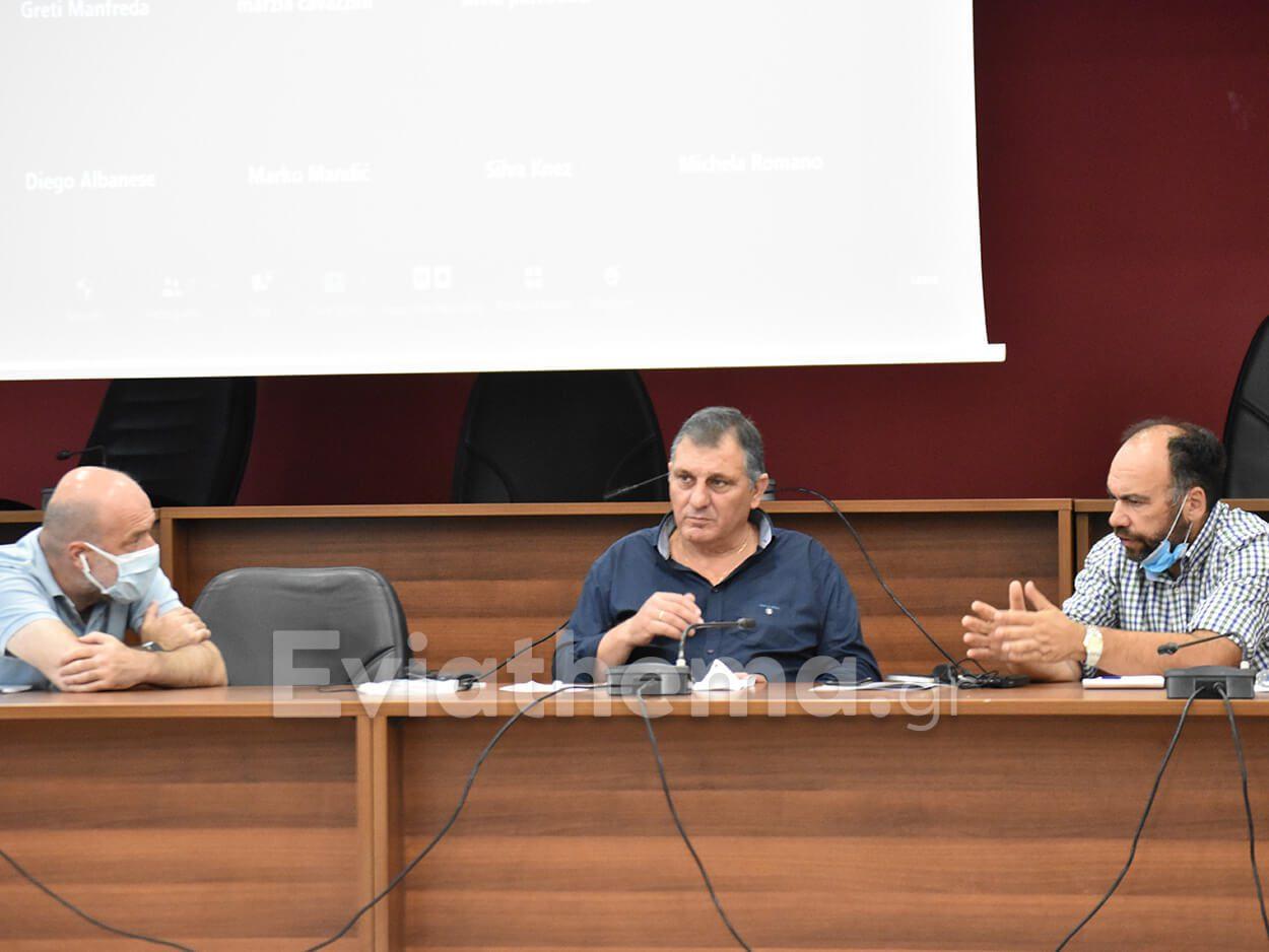 Αναπτυξιακή Ευβοίας - Πραγματοποιήθηκε η παρουσίαση του TANGRAM