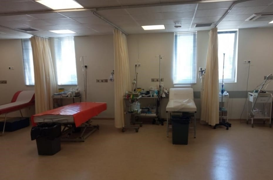 Αναβάθμιση Κέντρου Υγείας Ιστιαίας