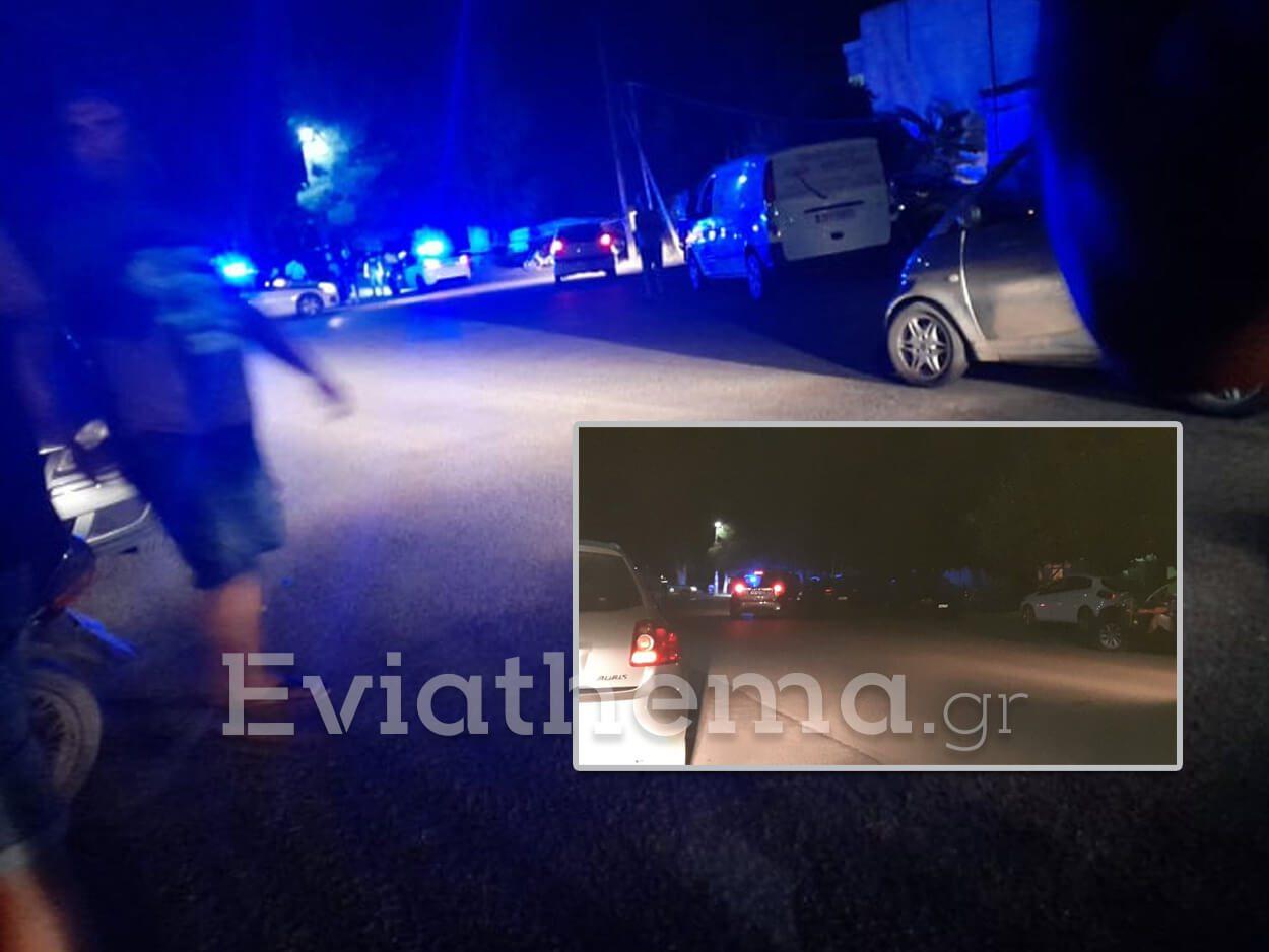 Εύβοια: Νεκρός βρέθηκε ο διοικητής