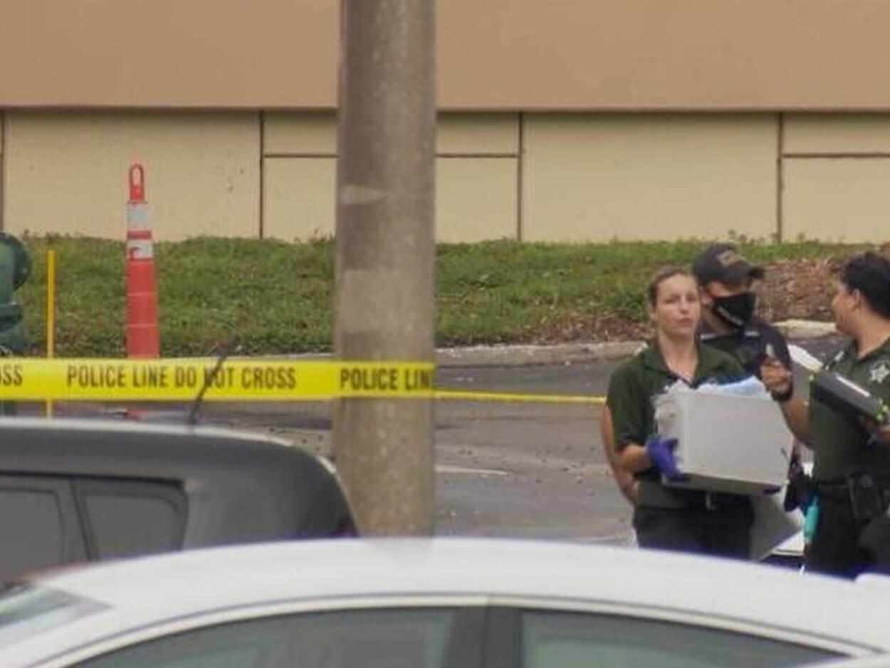 Φλόριντα Γυναίκα πυροβολήθηκε