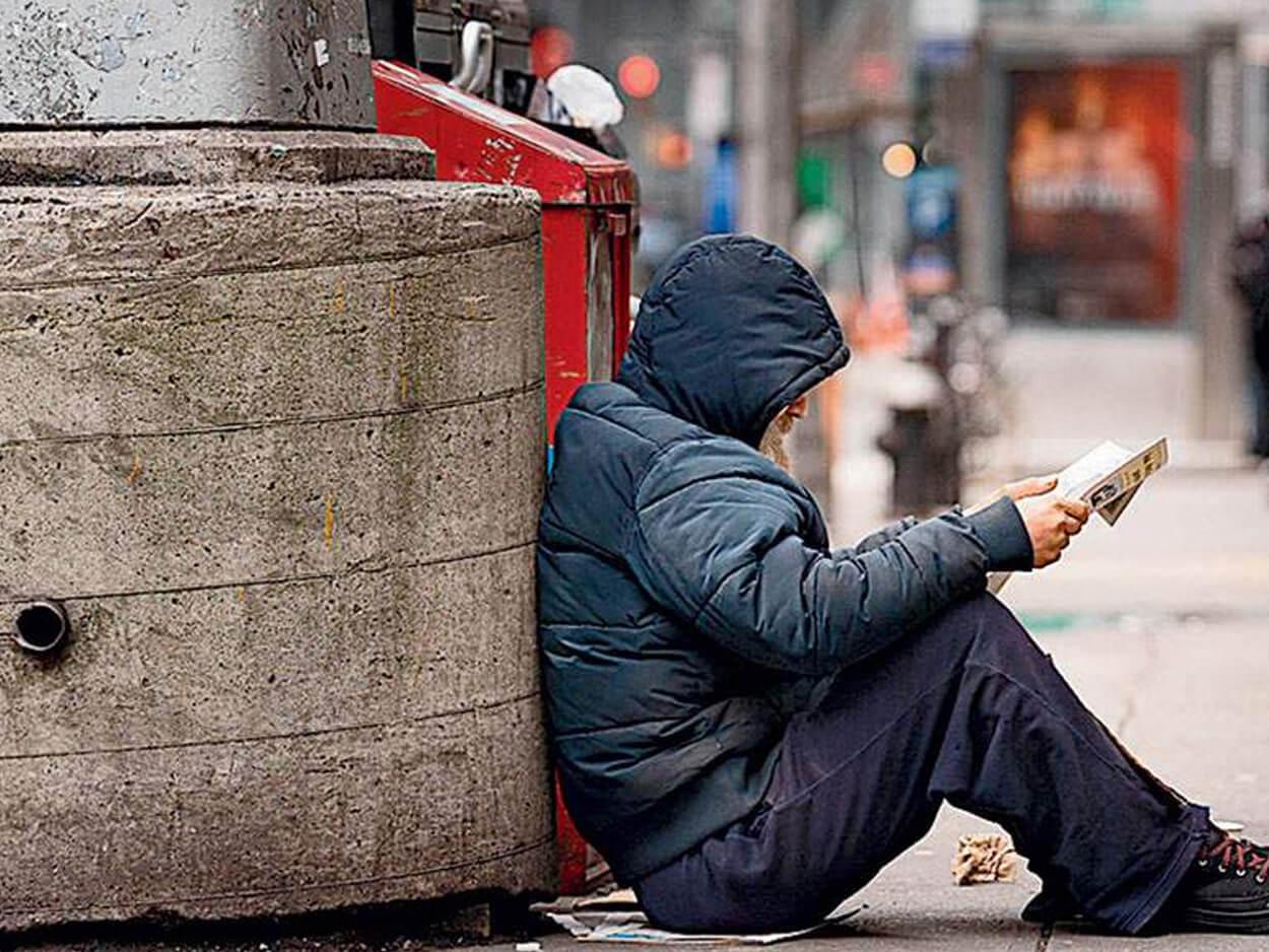 συνθήκες ακραίας φτώχειας