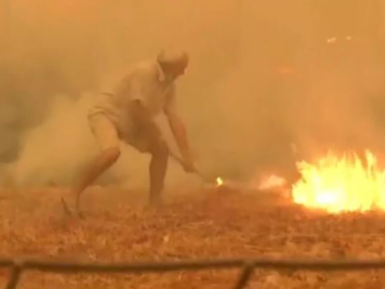 Υψηλός κίνδυνος πυρκαγιάς