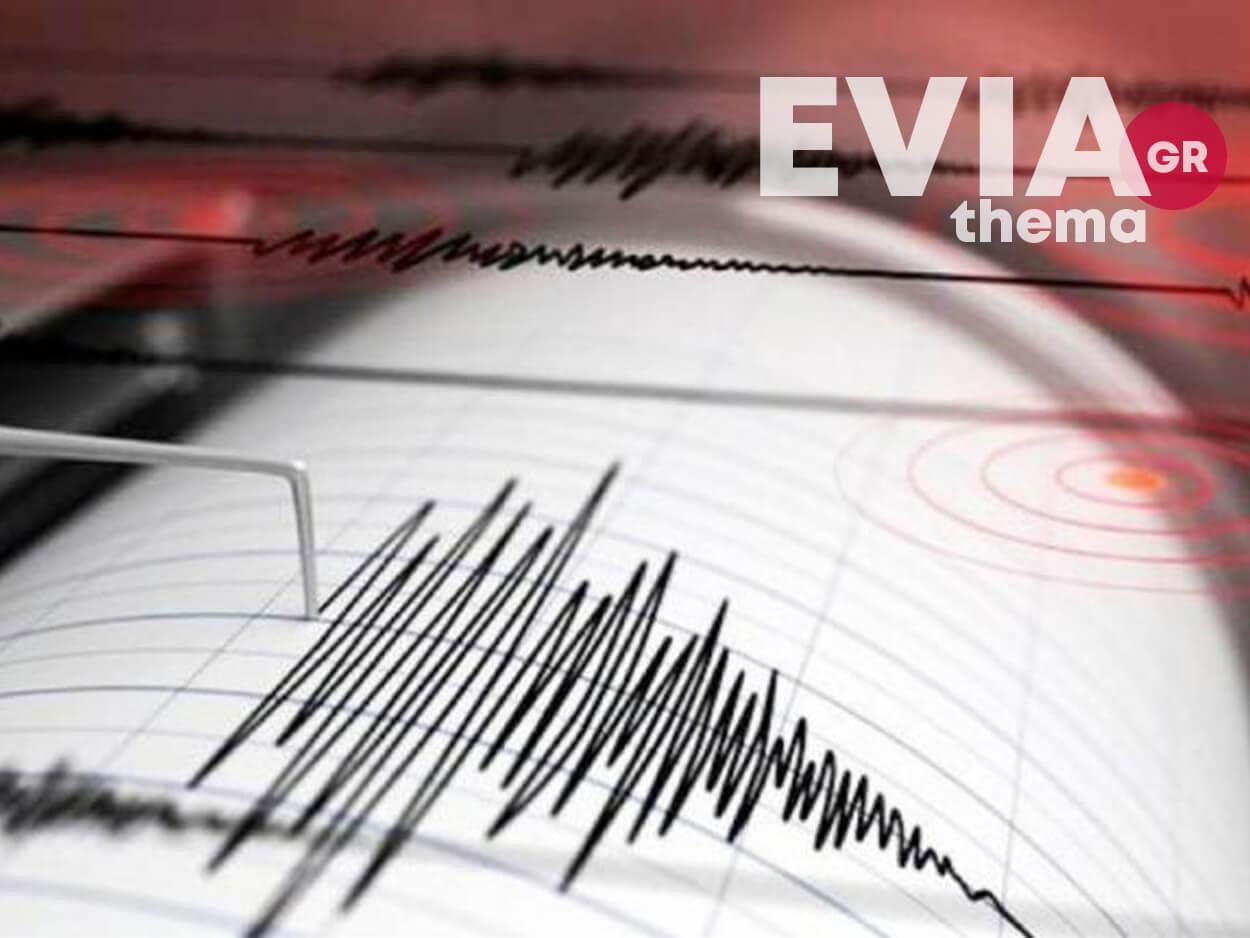 μπαράζ σεισμών στη Θήβα