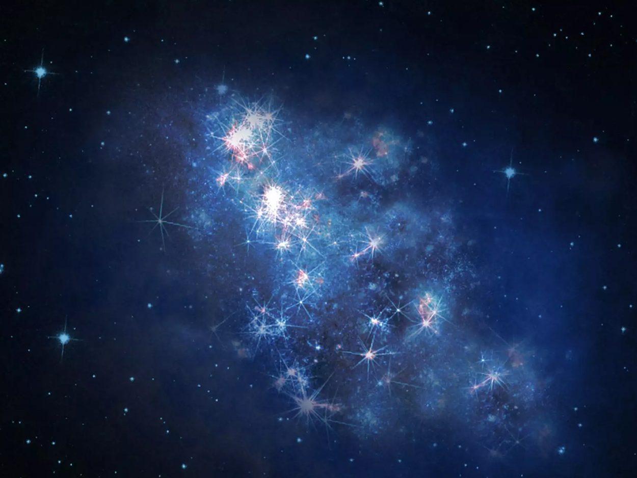 μεγαλύτερη προσομοίωση του σύμπαντος